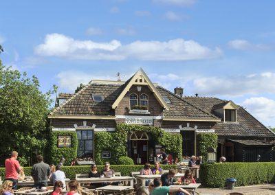 Oortjeshekken – Hotel Restaurant